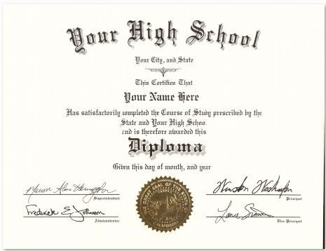 free Diploma certificate Templates 22