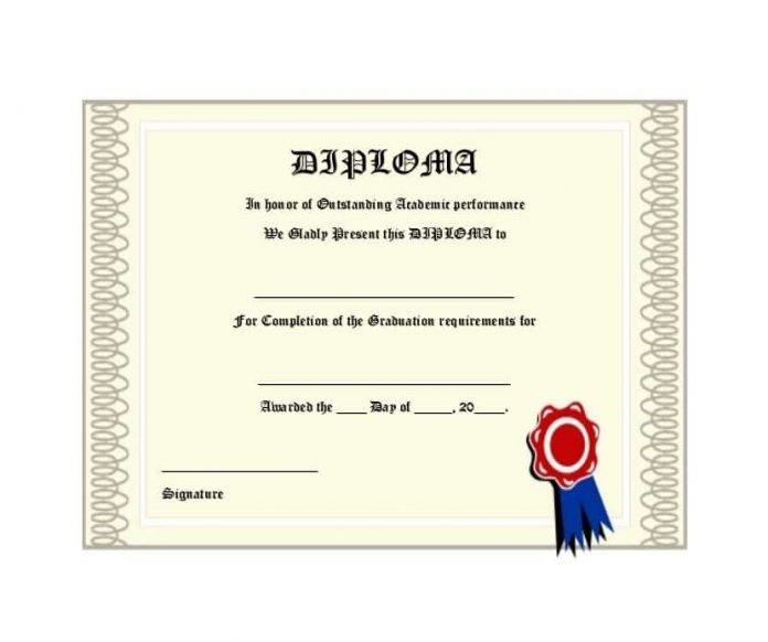 free certificate download 39