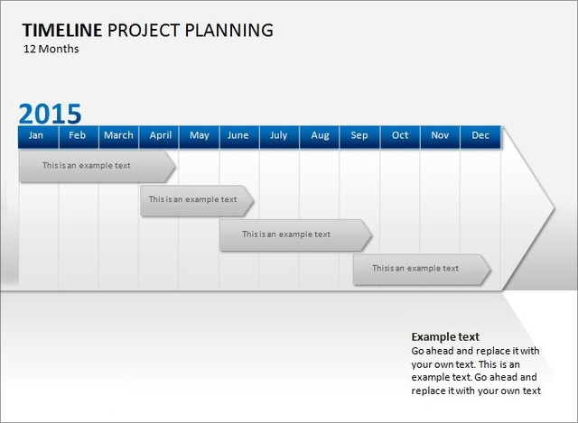 templates for timeline management